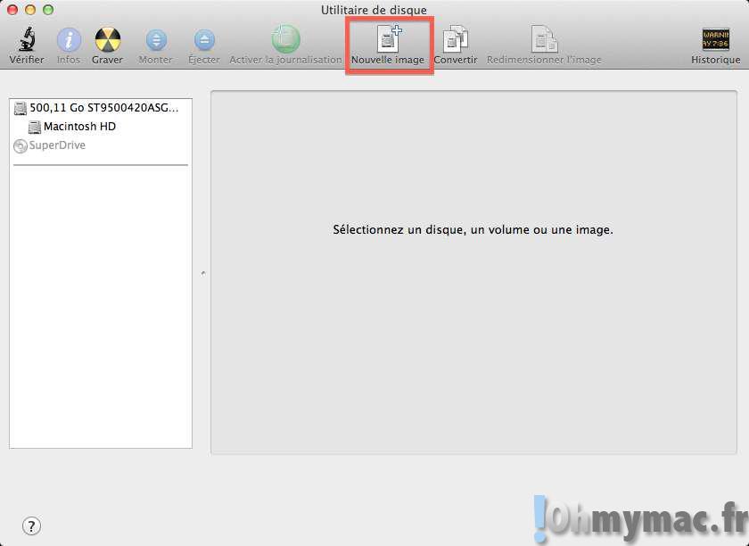 Créer une image disque cryptée dont la taille s'ajuste pour protéger vos fichiers Mac