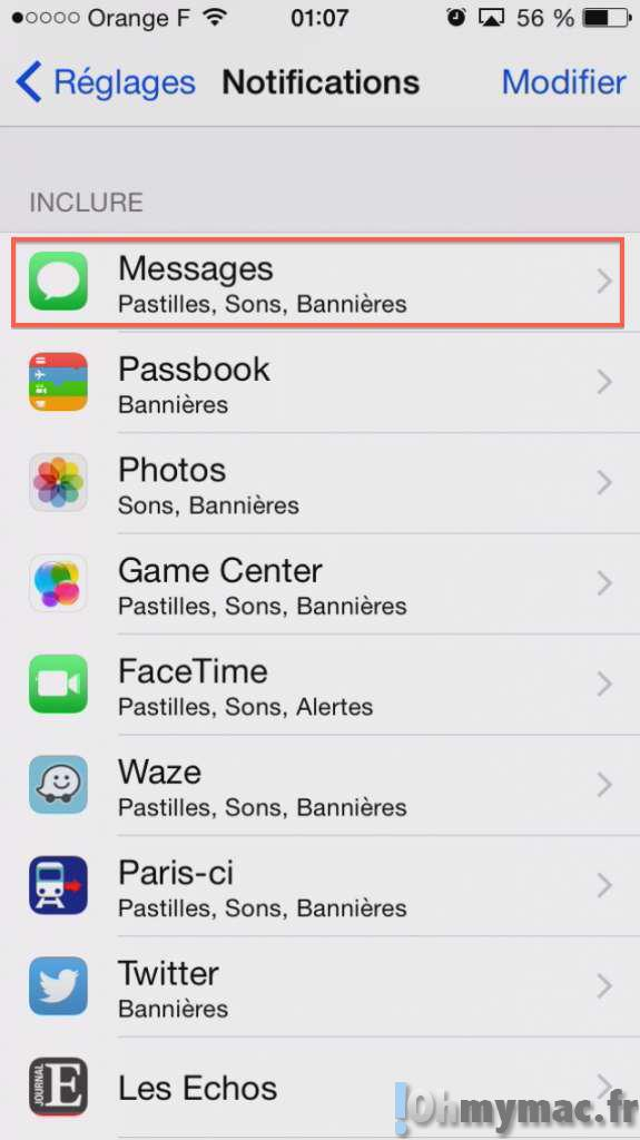 Unicode Bug: un SMS a planté votre iPhone/iPad et l'application Message ? Voici la solution