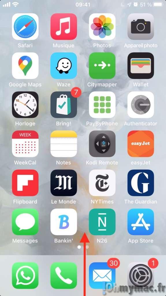 Torche LED iPhone: iPhone: contrôler l'intensité de la LED sur votre torche