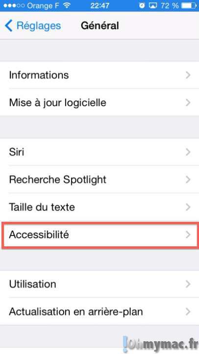 Bouton Home ou Power cassé sur votre iPhone ou iPad: une solution efficace.